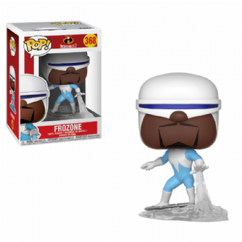 Pre-Order Funko Pop! Vinyl Disney The Incredibles 2: Frozone Figure
